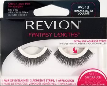 Revlon Fantasy Lengths DRAMATIC 3X VOLUME (99510)