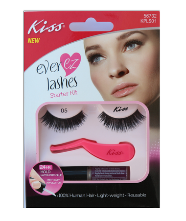 KISS EVER-EZ Lashes Starter Kit #05