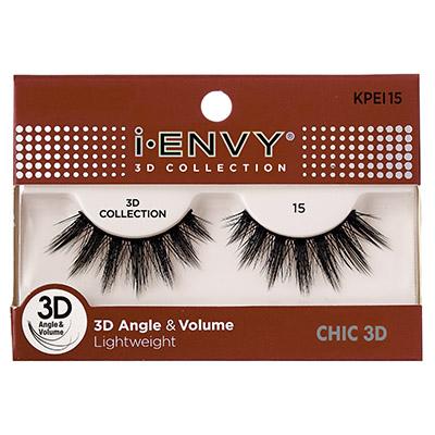KISS i-ENVY CHIC 3D Collection 15 (KPEI15)