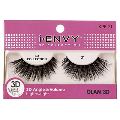 KISS i-ENVY GLAM 3D Collection 21 (KPEI21)