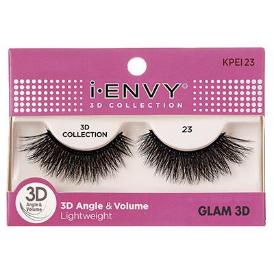 KISS i-ENVY GLAM 3D Collection 23 (KPEI23)