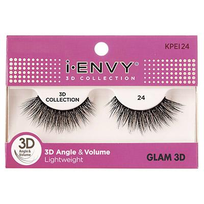 KISS i-ENVY GLAM 3D Collection 24 (KPEI24)