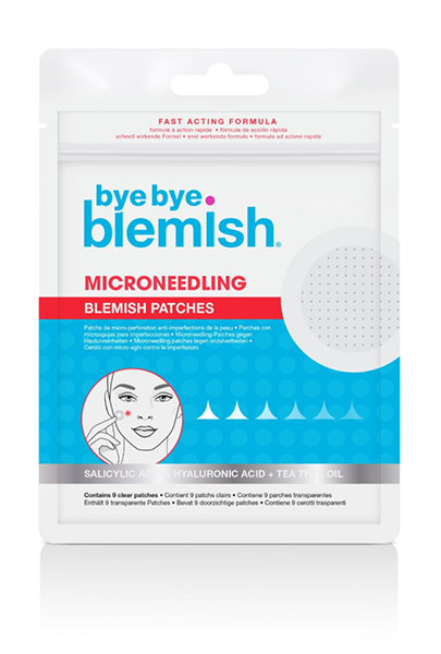 Bye Bye Blemish Microneedling Blemish Patches