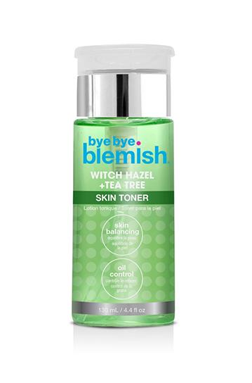 Bye Bye Blemish Witch Hazel + Tea Tree Skin Toner