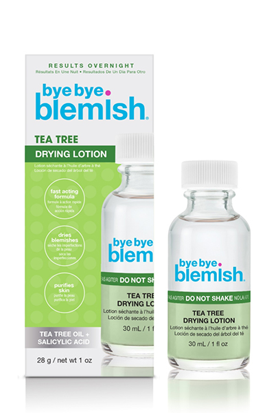 Bye Bye Blemish Tea Tree Drying Lotion