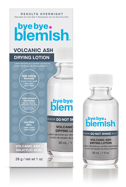 Bye Bye Blemish Volcanic Ash Drying Lotion