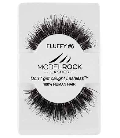 MODELROCK Kit Ready Lashes - Fluffy Collection #6