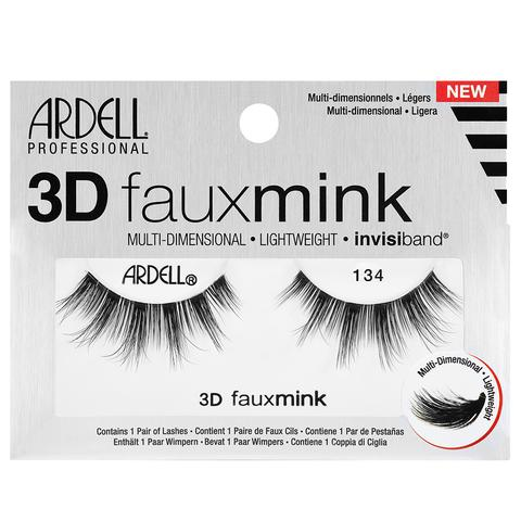 Ardell 3D Faux Mink Lashes 134