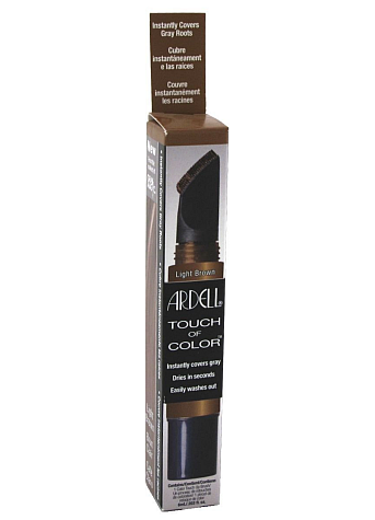 Ardell Touch of Color Light Brown (6mL)