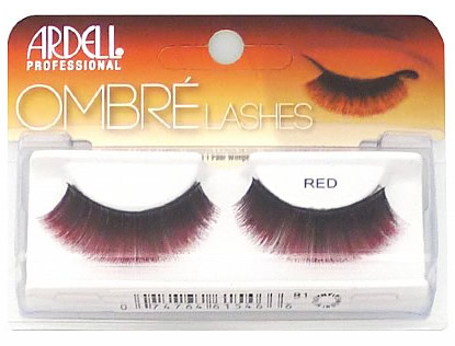 Ardell Ombré Lashes - Red