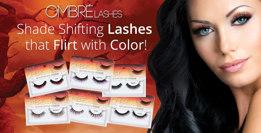 Free Faux Ardell Ombre Lashes