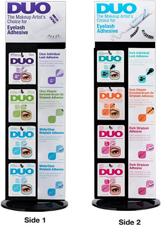 DUO Counter Spinner (EMPTY) Display (68672-1)