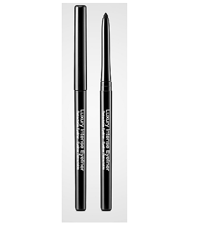 KISS NY Professional Luxury Eyeliner Black (KLEL12)