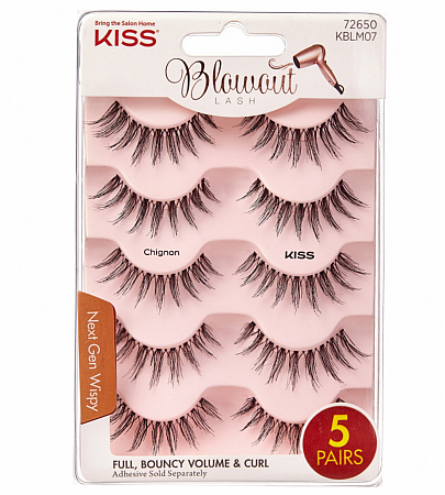 z.Kiss Blowout Lash Multipack - Chignon