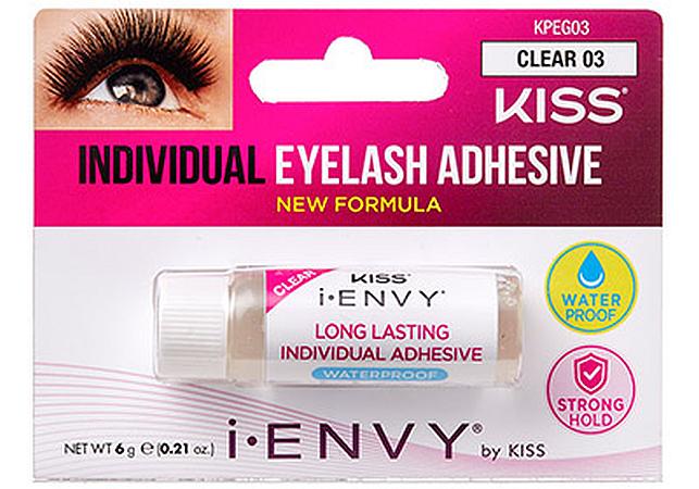 Kiss I-Envy Individual Eyelash Adhesive Clear (KPEG03)