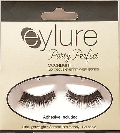 Eylure Party Perfect Gorgeous Evening Wear Lashes MOONLIGHT - BOGO (Buy 1, Get 1 Free Deal)