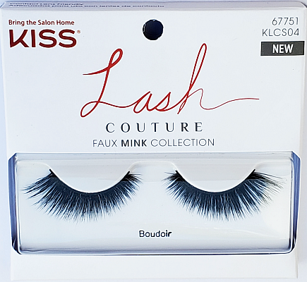 Kiss Lash Couture Faux Mink Collection - Boudoir Eyelashes