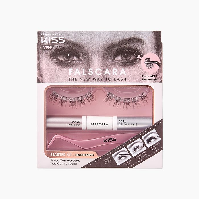 KISS Falscara Eyelashes - Starter Kit 01