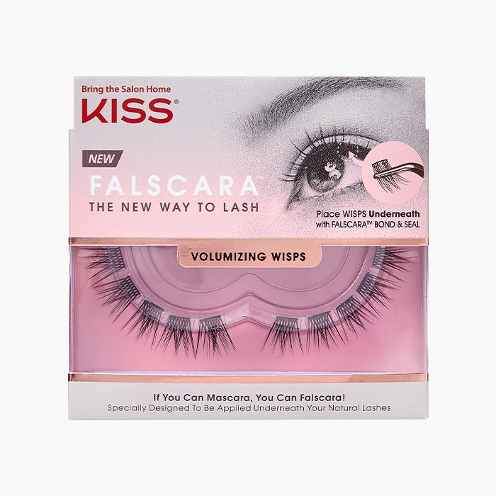 KISS Falscara Eyelashes - Volumizing Wisps 02