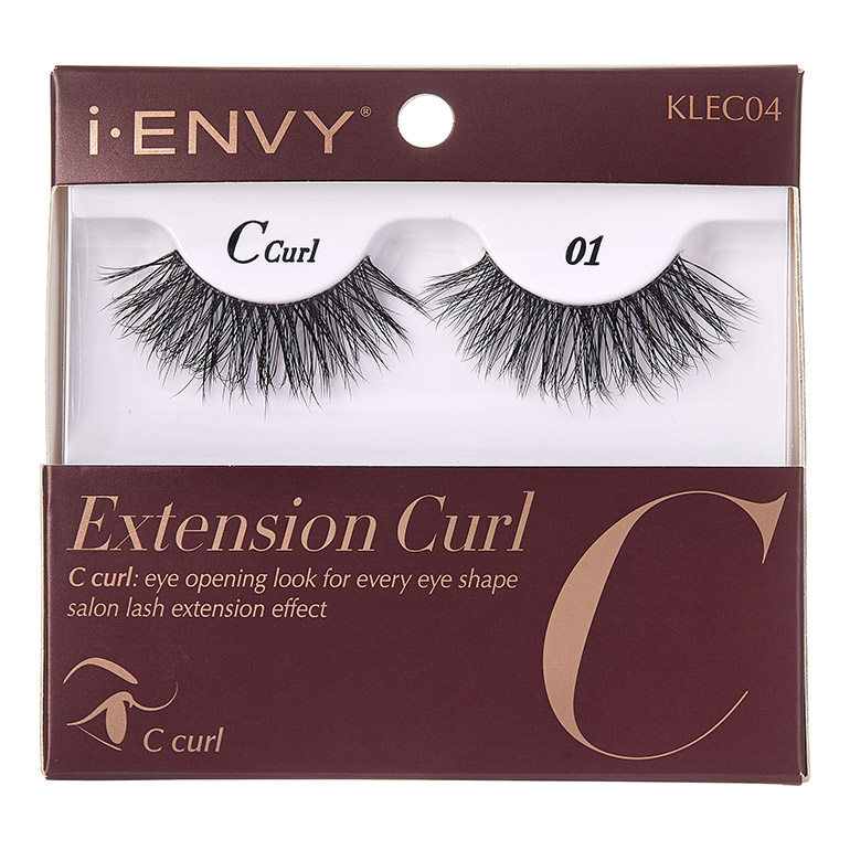 KISS i-ENVY Extension - C Curl 01 (KLEC04)
