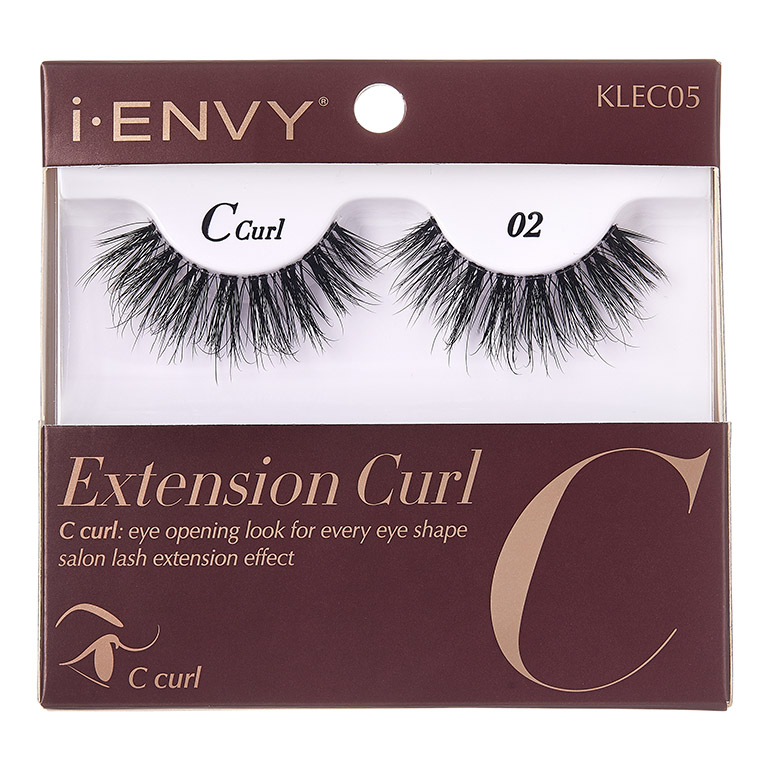 KISS i-ENVY Extension - C Curl 02 (KLEC05)