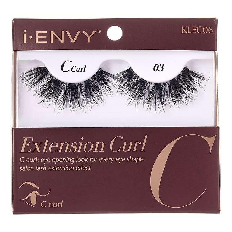 KISS i-ENVY Extension - C Curl 03 (KLEC06)