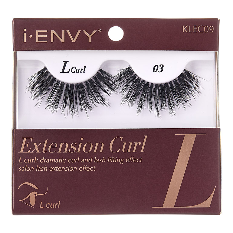 KISS i-ENVY Extension - L Curl 03 (KLEC09)