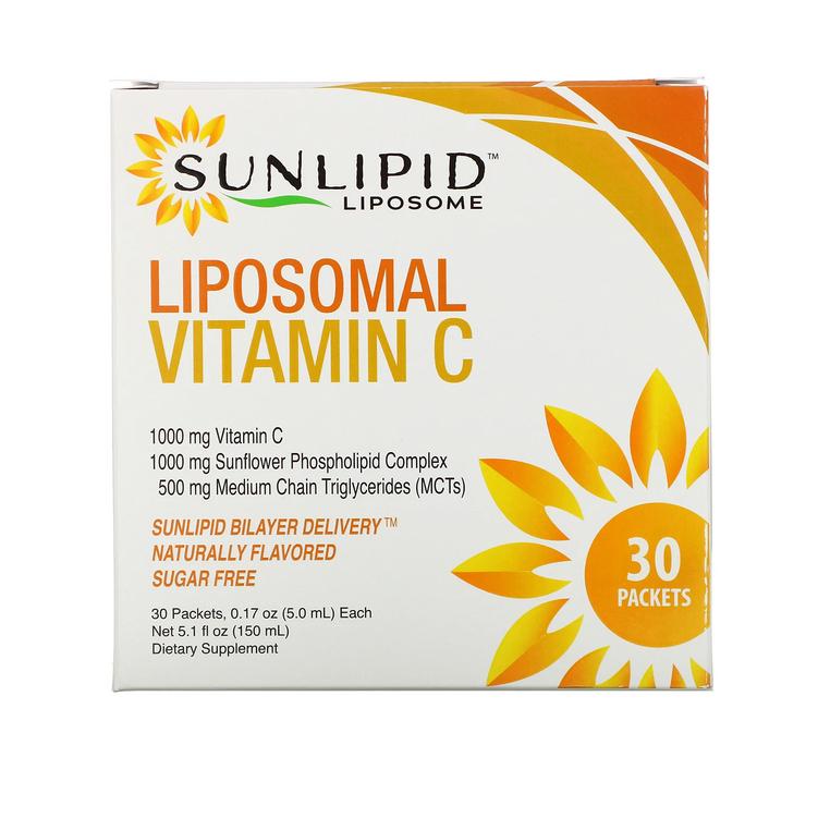 SunLipid - Liposomal Vitamin C (1 Carton)