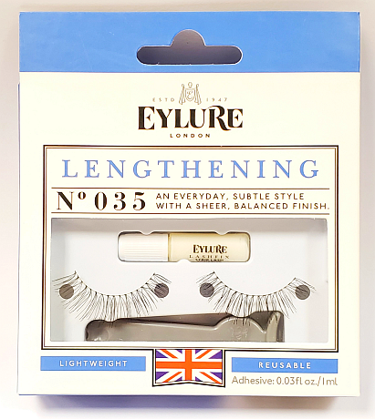 Eylure Naturalites LENGTHENING Lashes N° 035