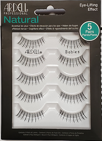 Ardell 5 Pack Lashes - Babies (68982)