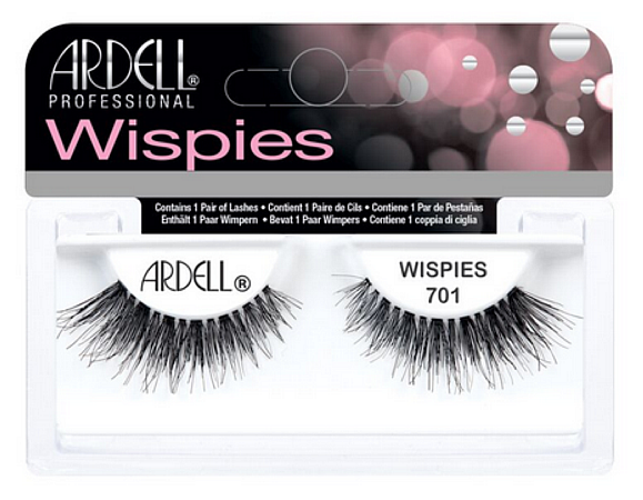 Ardell Natural Eyelashes Wispies 701