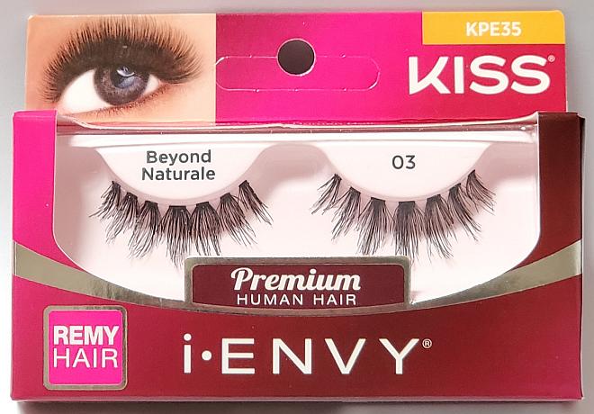 KISS i-ENVY Premium Beyond Naturale 03 Lashes (KPE35)