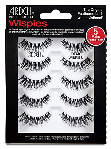 Ardell 5 Pack Lashes - Demi Wispies (68980)