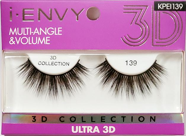 KISS i-ENVY 3D Collection 139 (KPEI139)