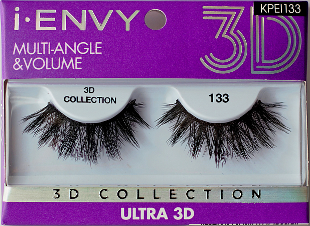 KISS i-ENVY 3D Collection 133 (KPEI133)