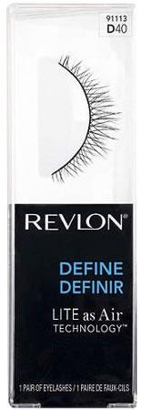 Revlon featherLITE DEFINE D40 Eyelashes (91113)