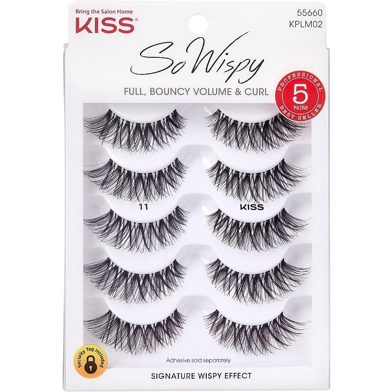 KISS So Wispy Multi-Pack (Lash #11)