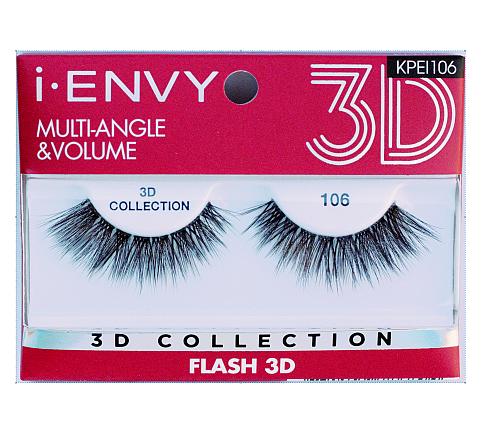 KISS i-ENVY 3D Collection 106 (KPEI106)