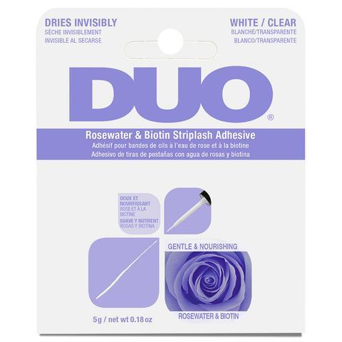 DUO Rosewater & Biotin StripLash Adhesive (5g)