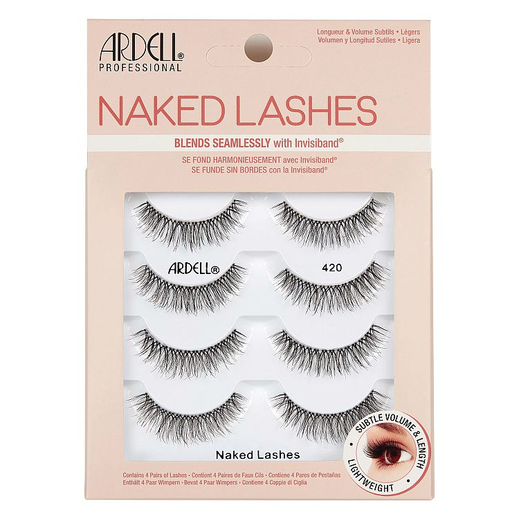 Ardell Naked Lashes 420 - 4 Pack