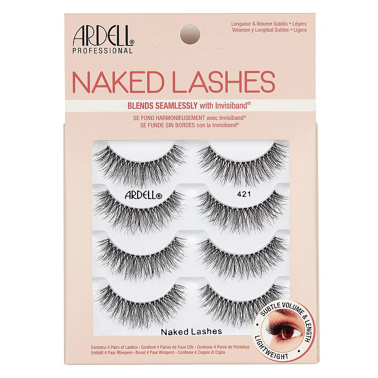 Ardell Naked Lashes 421 - 4 Pack