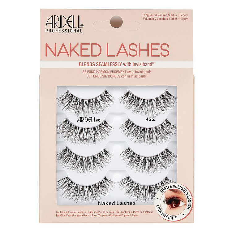 Ardell Naked Lashes 422 - 4 Pack