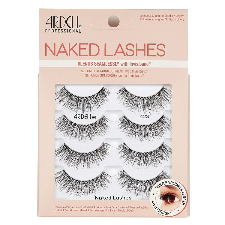 Ardell Naked Lashes 423 - 4 Pack