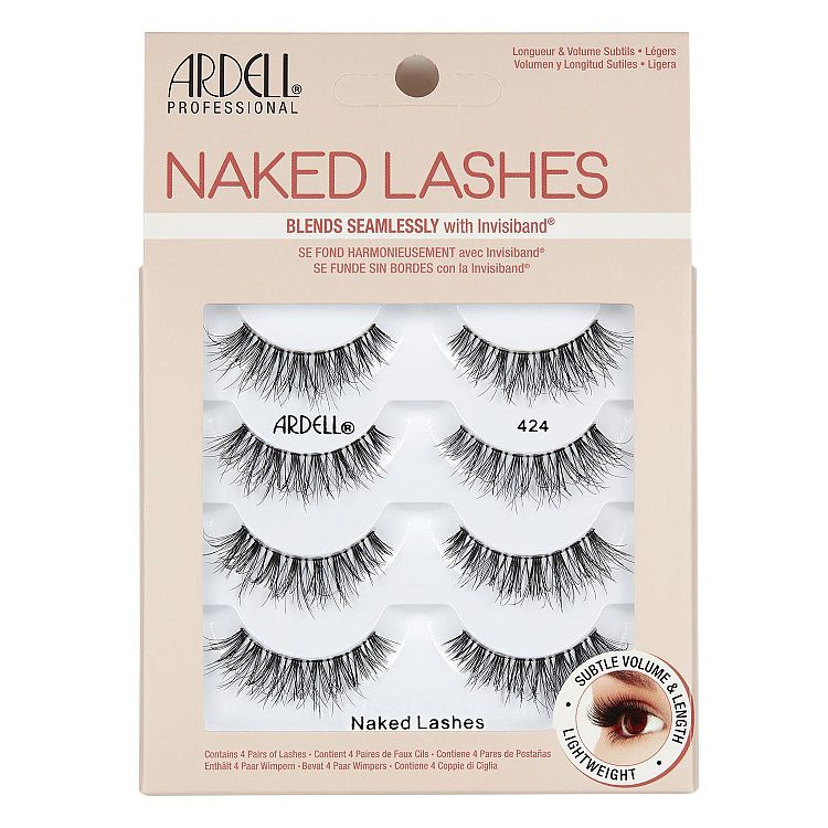Ardell Naked Lashes 424 - 4 Pack