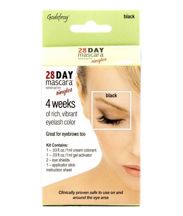 Godefroy 28 Day Mascara (Single Application Kit)