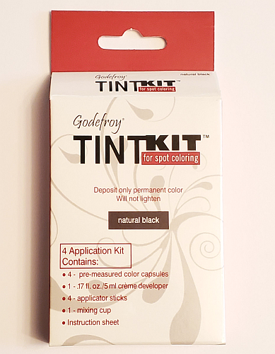 Godefroy Tint Kit for Spot Coloring (4 Application Kit)