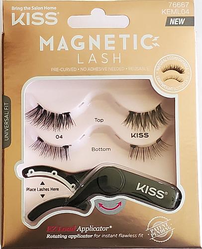 Kiss Magnetic Lash 04 (KEML04)