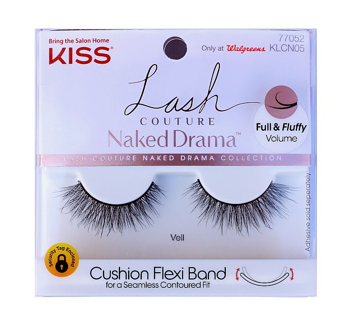 KISS Lash Couture Naked Drama Collection Veil (KLCN05)