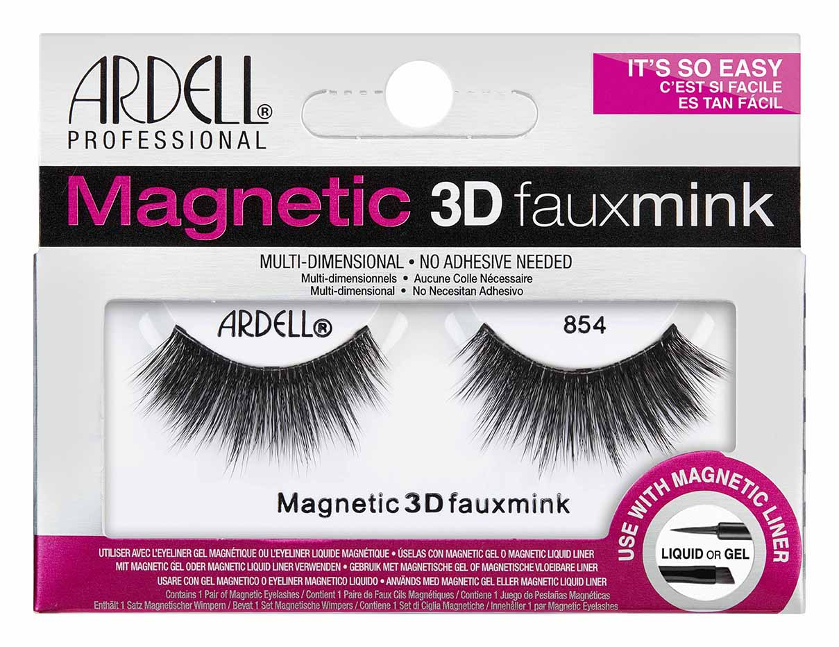 Ardell Magnetic 3D Faux Mink Lashes 854