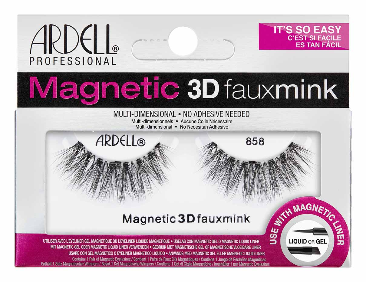 Ardell Magnetic 3D Faux Mink Lashes 858